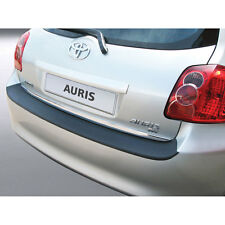 RGM Rear Black Bumper Protector For Toyota Auris 2007 - 2010