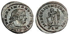 SCARCE MAXIMIANUS AE FOLLIS LONDON MINT (K297)
