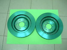 GENUINE LOTUS CARLTON OMEGA FRONT BRAKE DISC PAIR  P530-3301-072C