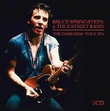 BRUCE & THE E STREET BAND SPRINGSTEEN - THE DARKNESS TOUR 1978 3 CD NEU