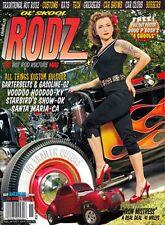 """OL' SKOOL RODZ MAGAZINE - Issue # 54 """"NEW!"""" (November 2012)"""