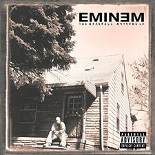 EMINEM CD - THE MARSHALL MATHERS LP [EXPLICIT](2000) - NEW UNOPENED - RAP