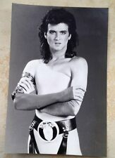 Les McKeown EgoTrip era B&W promo/press photo Bay City Rollers