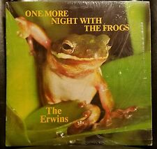One More Night With The Frogs - The Erwins LP Rare Private Press Xian Folk Gospe