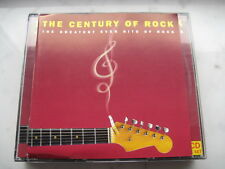 4 CD Box  The Century of Rock  EMI  The greatest ever Hits of Rock  Topzustand