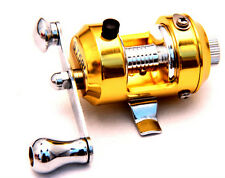 New 2.1:1 Aluminum Spool Spinning Fishing W. Reel For Saltwater/ Freshwater Gear