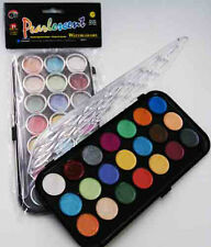 Niji Pearlescent Watercolors 21 Set NPWC21