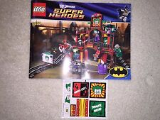 Lego NEW Instructions / Directions + Sticker Set ONLY - for Set 6857