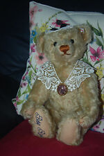NOW REDUCED!Steiff Vintage Antique Old  Teddy Bear Limited Edition - Betsy Ross