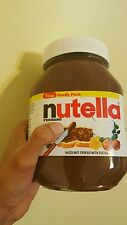 1KG FERRERO NUTELLA HAZELNUT SPREAD WITH COCOA GIFT CHRISTMAS PRESENT BIRTHDAY