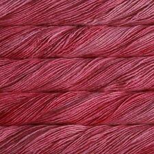 Malabrigo Merino Worsted Aran Yarn / Wool 100g - Cactus Flower (21)