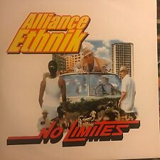ALLIANCE ETHNIK • No Limites • Vinile 12 Mix • 1999 DELABEL