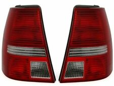 REAR BACK TAIL LIGHTS LAMPS FOR VW GOLF MK4 & BORA ESTATE TOURING MODEL TYP2