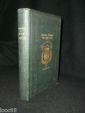 Au Pays Latin - A. Grebauval 1898 - des Alpes au Vésuve - Italie