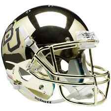 BAYLOR BEARS Schutt AiR XP Full-Size REPLICA Football Helmet (GOLD CHROME)