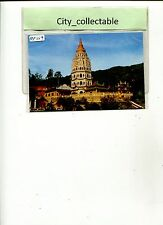 MP229 # MALAYSIA MINT PICTURE POST CARD G.W 157 * PENANG PAGODA