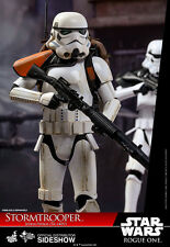 Hot Toys Star Wars: Rogue One STORMTROOPER JEDHA PATROL Figure 1/6 Scale MMS392