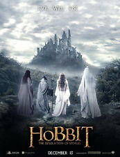 "015 The Hobbit The Desolation of Smaug - Hot Movie Film Art 14""x18"" Poster"