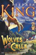 NEW Wolves of the Calla by Stephen King Paperback Dark Tower Series V Book 5