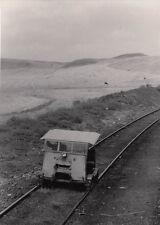 ORIG. FOTO TCDD KRAFTWAGEN 1974 (AF106)