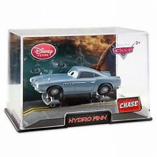 Disney Store Cars 2 Die Cast Collector Case Hydro Finn 1:43 Scale NEW