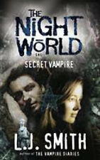 Secret Vampire (Night World), Lisa J Smith