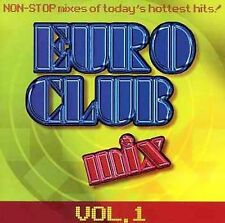 Various : Euro Club Mix 1 CD (2001)***NEW***
