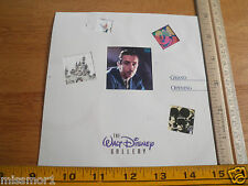 Disney Store 1994 Gallery Grand Opening invitation Santa Ana CA art lithos print