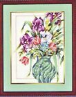 "Early Blossoms Floral Flowers Needlepoint Tapestry Kit - 12"" x 16"""