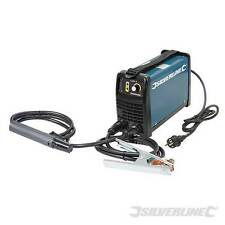 Silverline 100A MMA/TIG Inverter Arc Welder Kit - 10-100A