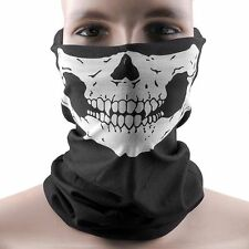 Skeleton Ghost Skull Face Mask Biker Outdoor Call of Duty COD Costume Game