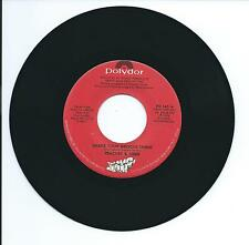 """1978 PEACHES & HERB """"SHAKE YOUR GROOVE THING"""" 45 rpm 7"""""""