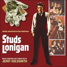 STUD'S LONIGAN - COMPLETE SCORE - LIMITED 1000 - OOP - JERRY GOLDSMITH