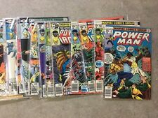 Power Man & Iron Fist / 38 Issues Lot (Marvel) VF Condition