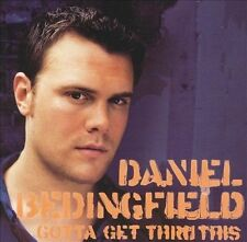 Gotta Get Thru This Bedingfield, Daniel Audio CD