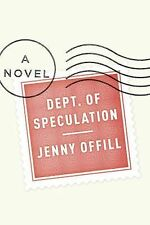 Dept. of Speculation, Offill, Jenny, Good Book