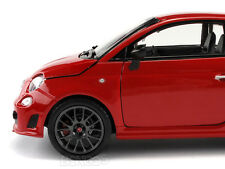 "Abarth 695 ""Tributo Ferrari"" 1:24 Scale Diecast Model"