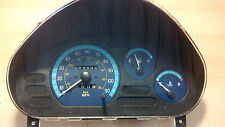 DAEWOO MATIZ SPEEDO CLOCK INSTRUMENT CLUSTER DASH CLOCKS 96566388 AF19 (1095)
