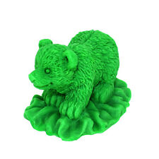 Nicole Sweety Bear Flexible Silicone Candle Mold Soap Craft Handmade Rubber Mold