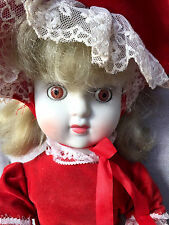 Haunted Antique Bisque Lovely Victorian Christmas Doll