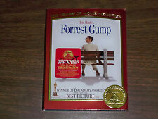 FORREST GUMP - BLU-RAY NEW SEALED RARE - w/ PARAMOUNT 100 YEARS SLIPCOVER