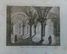 Bari - Puglia - Incisione - Micheletti - 1846