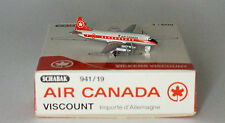 Schabak Vickers Viscount 724 Air Canada 1st version in 1:600 scale