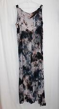 cocon.commerz PRIVATSACHEN  HARMOND Kleid aus Viskose mit Batikmuster Gr. 2