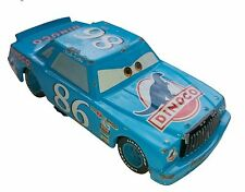 Disney Pixars Cars The Movie Dinoco Chick Hicks Personaje Juguete Pistón Cup Series