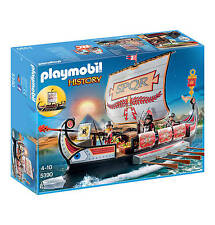 Playmobil 5390   Roman Romans  Galley ship    New Sep. 2016  NEW / SEALED