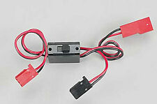 NEW Traxxas Receiver Power Pack Wiring Harness Revo 3035
