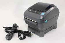 Zebra ZP450 Thermal Label Printer  0501-0006A
