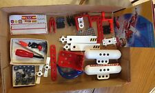 Meccano Erector Fire Rescue Play Set w/Instructions