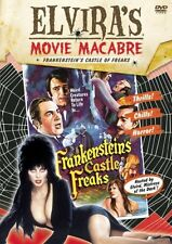 Elvira's Movie Macabre: Frankenstein's Castle of Freaks (2006, REGION 1 DVD New